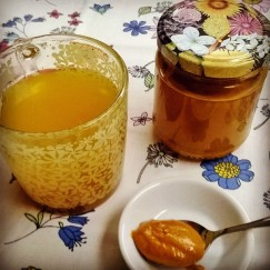 turmeric ginger paste